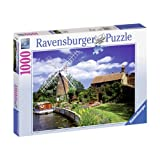 Ravensburger Windmill Country 1000 piece jigsaw puzzleby Ravensburger
