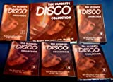 THE ULTIMATE DISCO COLLECTION THE GREATEST DISCO SOUNDS OF THE 70'S AND 80'S