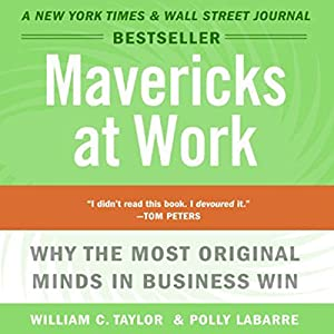 Mavericks at Work Audiobook