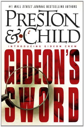 Gideon's Sword (Gideon Crew #1)
