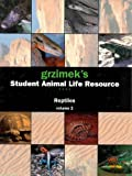 img - for Reptiles (Grzimek's Student Animal Life Resource) (Volume 1 and 2) book / textbook / text book