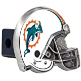 NFL Miami Dolphins Metal Helmet Trailer Hitch Cover at Amazon.com