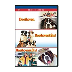 Beethoven / Beethoven's 2nd / Beethoven's 3rd Triple Feature