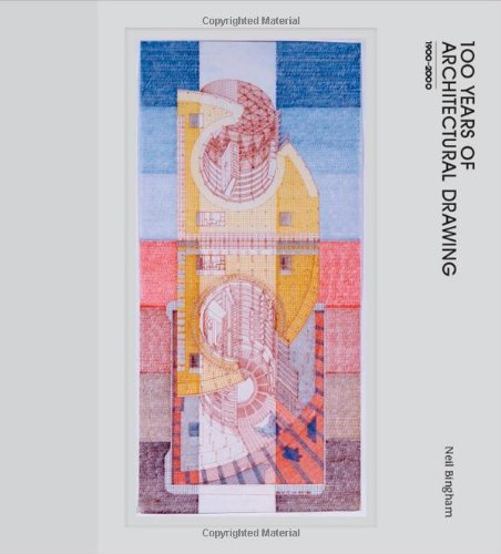 100 Years of Architectural Drawing: 1900-2000