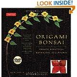 Origami Bonsai Kit: Create Beautiful Botanical Sculptures [Origami Kit with Book, DVD, 48 Papers]