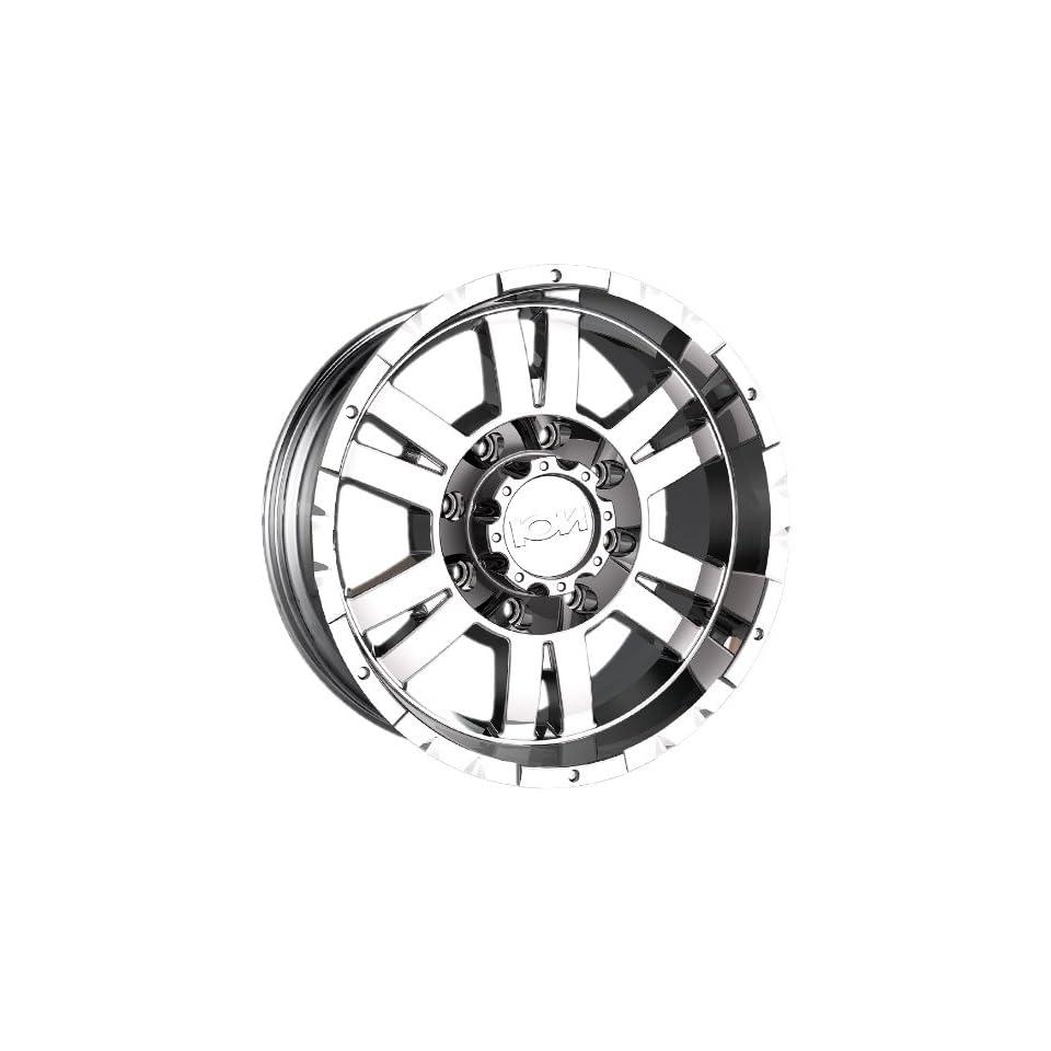 Ion Alloy 182 Chrome Wheel (15x8)