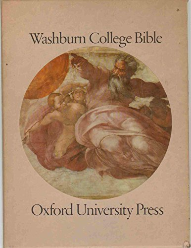 Washburn College Bible