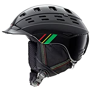 Smith Optics Variant Brim Helmet, Small, Black Irie Stereo