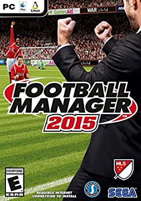 Football Manager 2015 [Online Game Code]