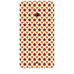 Skin4gadgets STARS PATTERN 6 Phone Skin for LUMIA 540