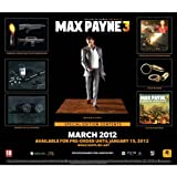 PS3 MAX PAYNE 3 COLLECTOR