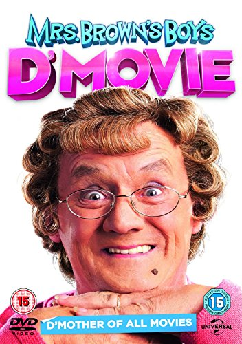 Mrs Browns Boys D'Movie (Mrs Brown Boys Region 1 compare prices)