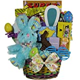 Hoppin Easter Fun - Boy: Child s Easter Basket Ages 3 to 5 Years Old