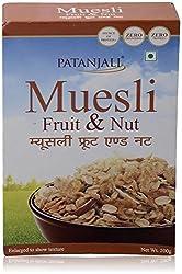 Patanjali Muesli Fruit and Nut, 200g