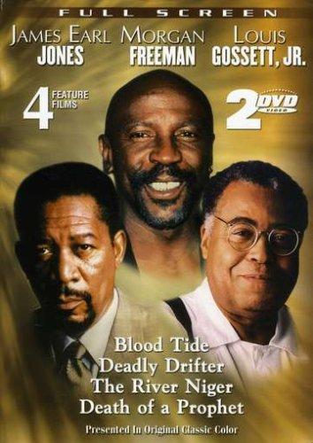 James Earl Jones or Morgan Freeman