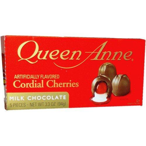 Queen Anne  Oz Milk Chocolate Holiday