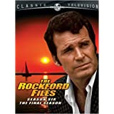 The Rockford Files: Season Sixby James Garner
