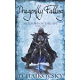 Dragonfly Falling (Shadows of the Apt)by Adrian Tchaikovsky