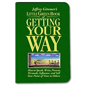 Amazon.com: Little Green Book of Getting Your Way: How to Speak ...