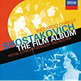 Shostakovich: The Film Album - Excerpts from Hamlet / The Counterplan etc.