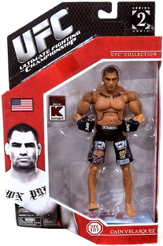 UFC Deluxe Figures #6 Bas Rutten Jakks 04051
