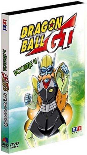 Dragon ball gt, vol. 4 [Francia] [DVD]