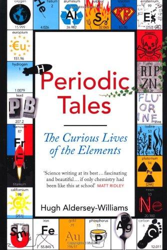 Recomendemos libros de divulgacin cientfica forocoches la tabla peridica periodic tales de hugh aldersey williams urtaz Choice Image