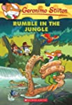 Geronimo Stilton #53: Rumble in the J...