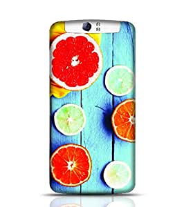 Stylebaby Phone Case Cut Fruits Back Cover Oppo N1
