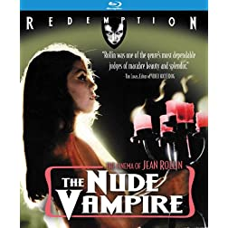 The Nude Vampire [Blu-ray]