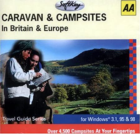 AA Guide to Caravans and Campsites