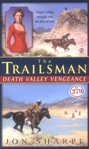 Image for The Trailsman #279: Death Valley Vengeance (Trailsman)