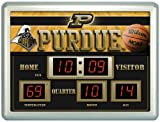 "Purdue Boilermakers NCAA 14"" X 19"" Scoreboard Clock at Amazon.com"
