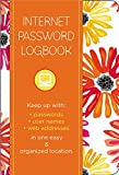 img - for Internet Password Logbook - Botanical Edition: Keep track of: usernames, passwords, web addresses in one easy & organized location book / textbook / text book