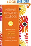 Internet Password Logbook - Botanical...