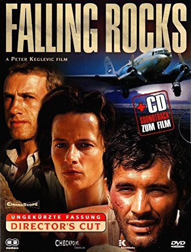 Falling Rocks - Director's Cut (inkl. Soundtrack CD) [2 DVDs]