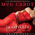 Insatiable Audiobook by Meg Cabot Narrated by Emily Bauer