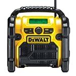 DeWalt Akku- und Netz-Radio / Baustel...