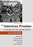 img - for The American Promise, Value Edition, Combined Volume book / textbook / text book