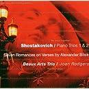 Shostakovich: Piano Trios 1 & 2 / Seven Romances on Verses by Alexander Blok