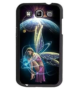 ColourCraft Beautiful Angel Design Back Case Cover for SAMSUNG GALAXY GRAND QUATTRO I8552 / WIN I8550