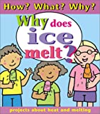 Why Does Ice Melt? (How? What? Why?)