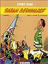 Lucky Luke, tome 19 : Sarah Bernhardt par  Morris