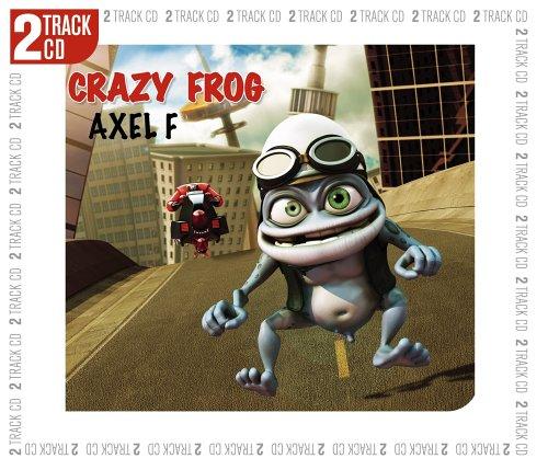 Crazy Frog, Axel F - Axel F  [2-Track-CD] - Zortam Music