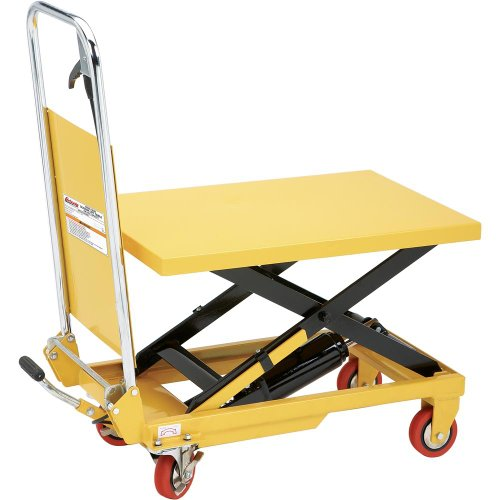 Grizzly H6290 Scissor Lift Table 330 lb.