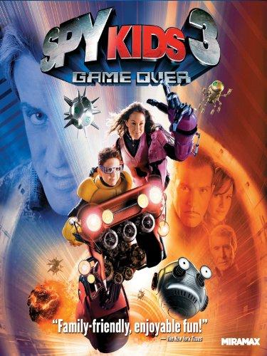 Amazon Com Spy Kids 3 Game Over Antonio Banderas Carla