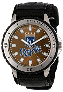 "Game Time Men's MLB-VET-KC ""Veteran"" Watch - Kansas City Royals"