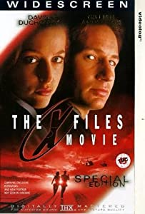 The X Files Movie [VHS] [1998]