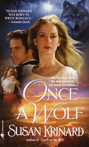 Once a Wolf (Historical Werewolf Series, Book 2)