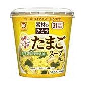 マルちゃん カップ たまごスープ 7.7g×6個
